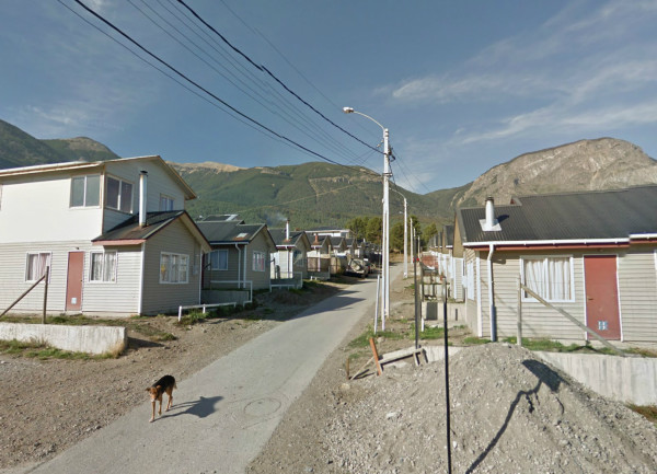 Coihaique, Aysén, Cile, -45.588257,-72.055716