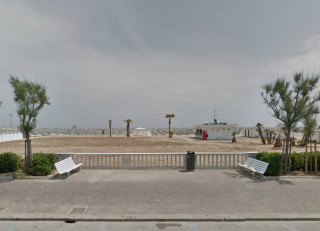 Lungomare Tintori, Rimini, Italy 44.075512,12.576175
