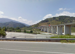 SS 616, Altilia, Cosenza, Italy 39.103334,16.247427