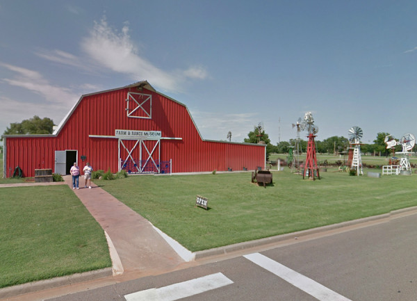 2nd St Elk City, OK, U.s.a. 35.412732,-99.436762