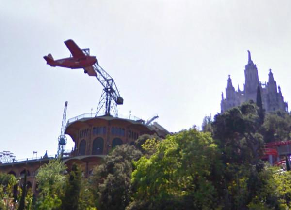 Ctra. Vista Rica, Barcelona, Spain (41.422838,2.120833)