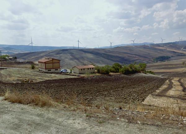 SP100, Sant'Agata di Puglia, FG, Italy (41.55880, 15.211616)